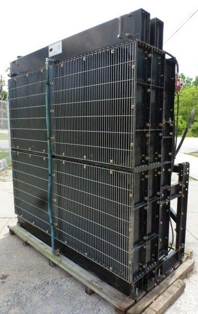 RADIATOR: IEA No. EC046S272, 72″ Diameter Fan, Unused