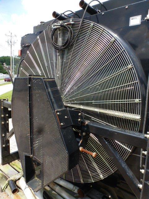"RADIATOR: IEA No. EC046S272, 72"" Diameter Fan, Unused"