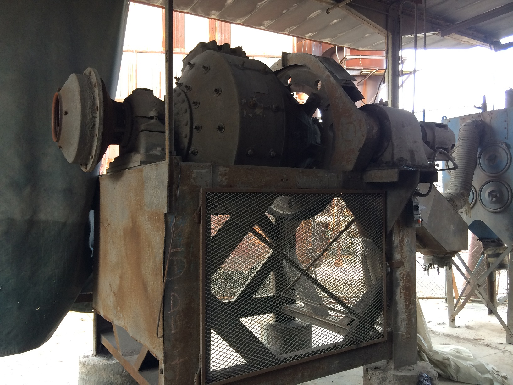 Conical Ball Mill  Conical Ball Mill