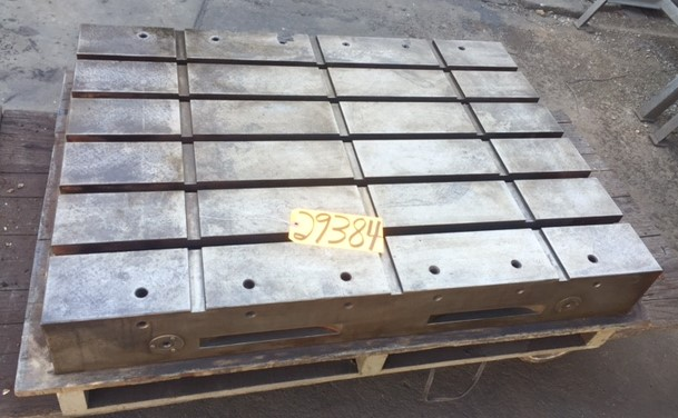 T-SLOTTED PLATE