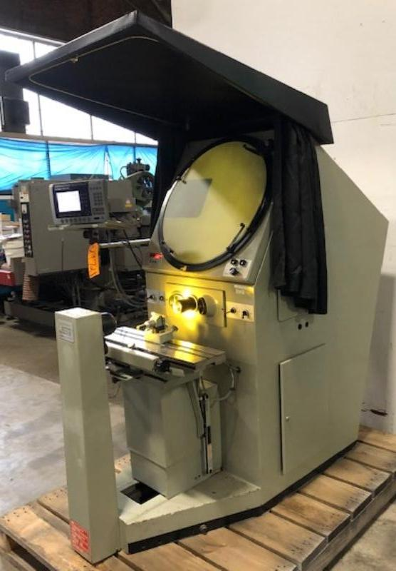 24″ SPI Optical Comparator