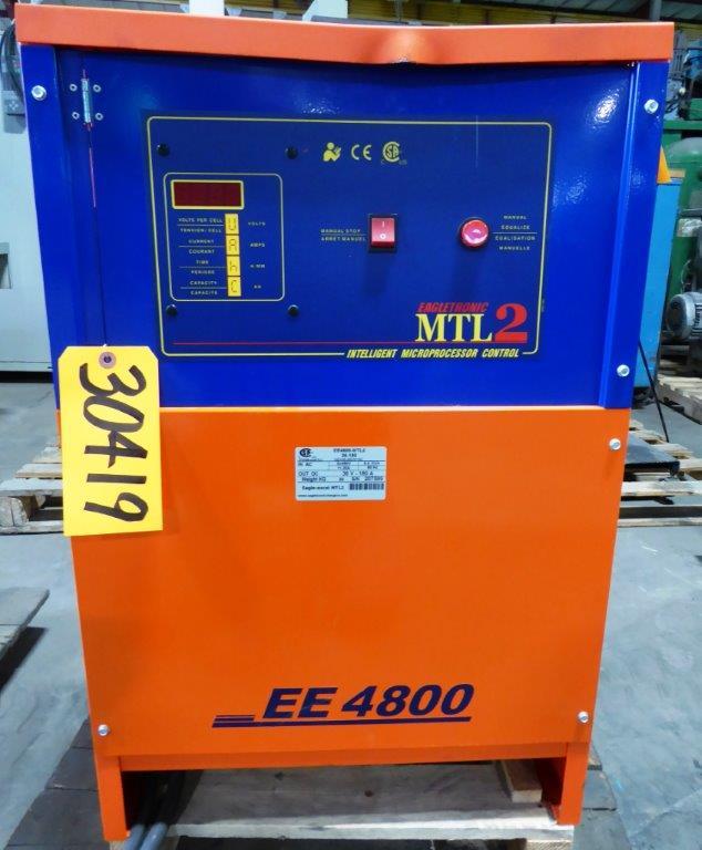 Eagletronic No. EE4800-MTL2, 36 Volt – 180A, 480V Input, Nice