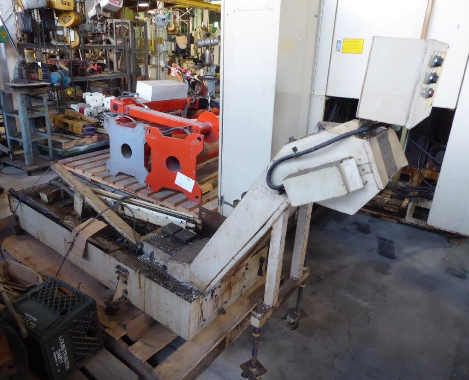 "Miyano Four Spindle CNC Turning Center No. LM 11, 4 Spindle, (4) 6"" Chucks, Dual Turrets, Fanuc 0-TT, As-Is"