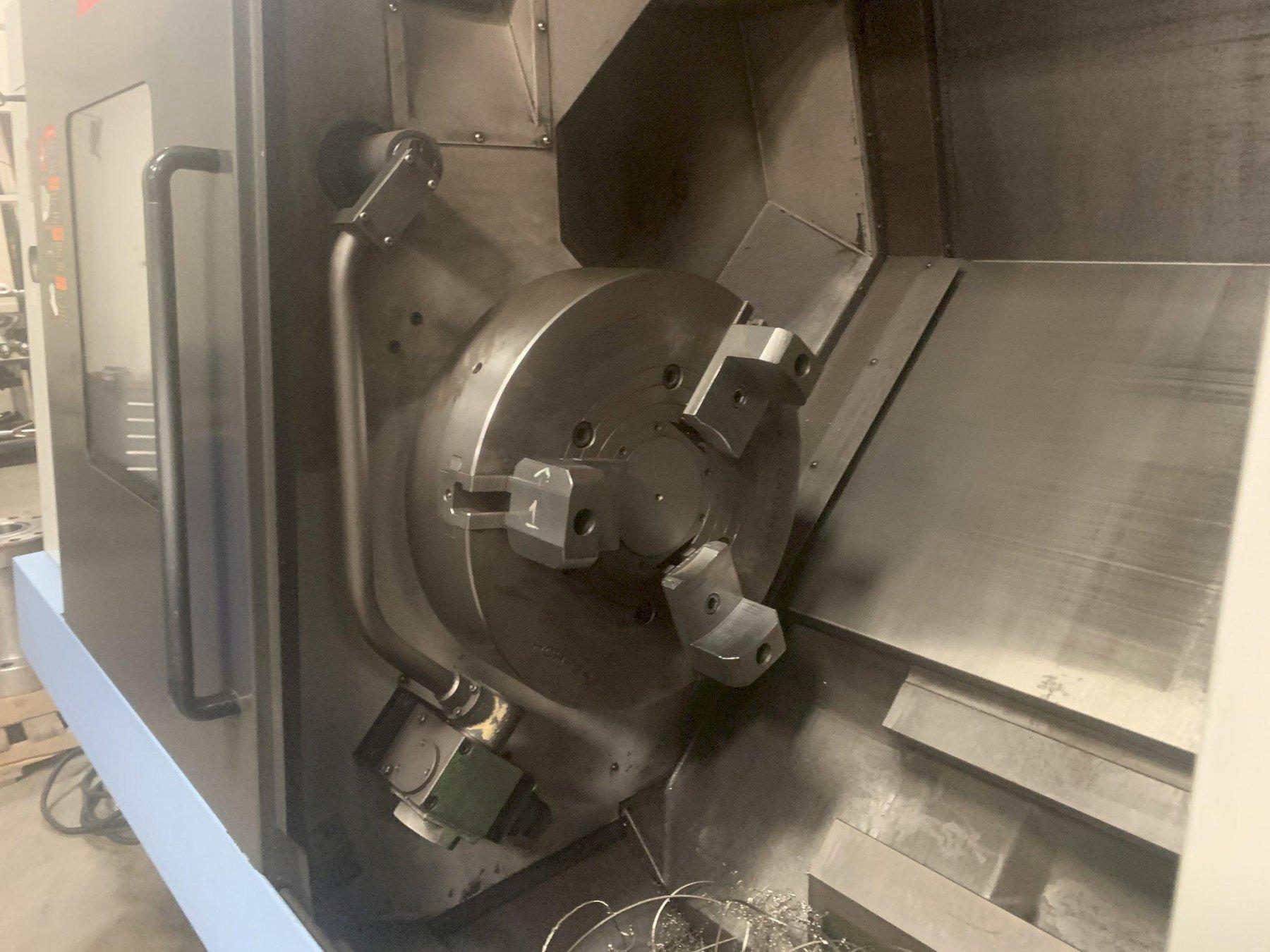 DOOSAN DAEWOO PUMA 480 CNC LATHE