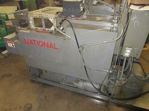 "3/16"" NATIONAL HIGH SPEED SINGLE DIE TUBULAR RIVET HEADER   Our stock number: 113952"