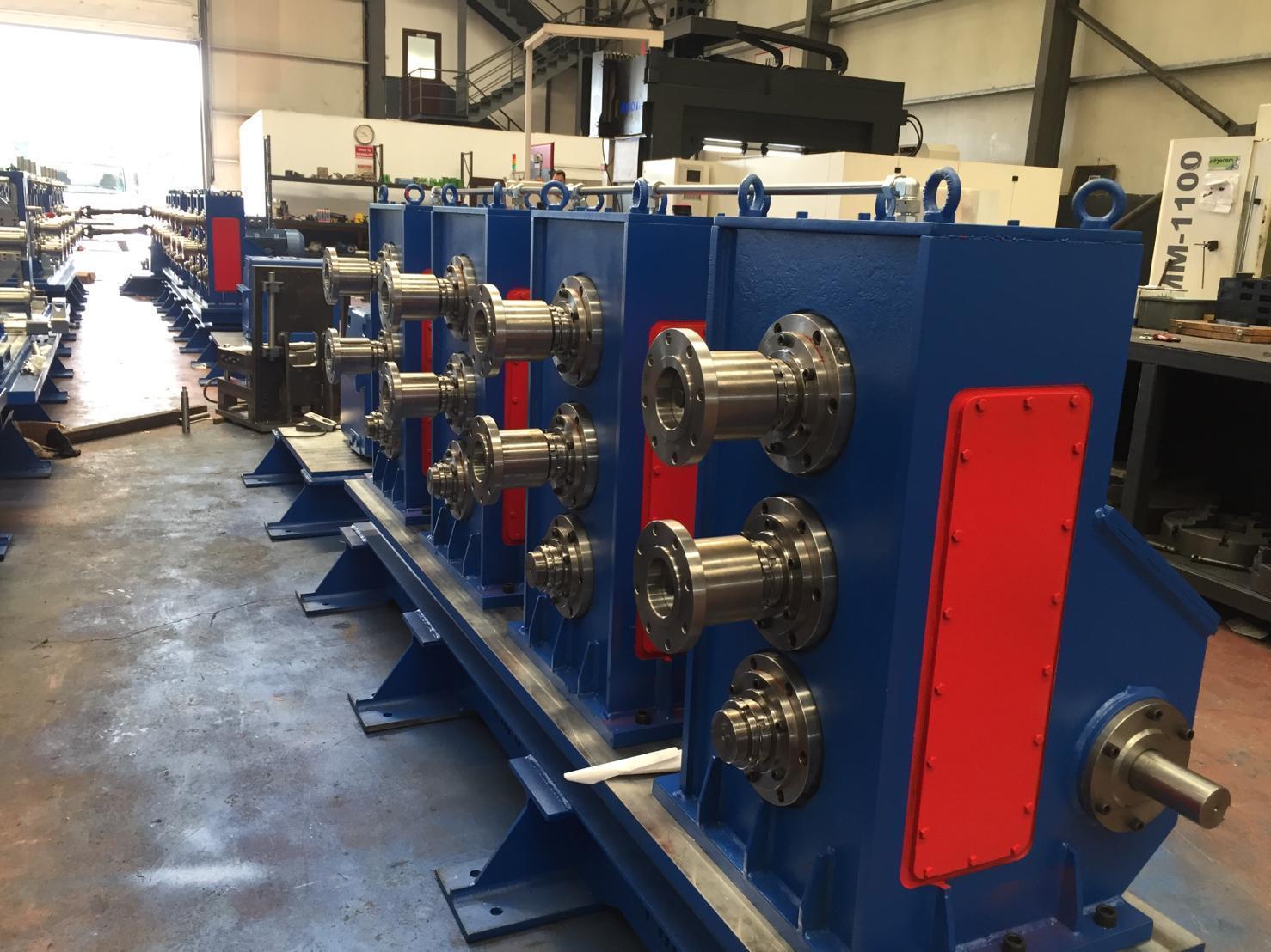 "5"" (127mm) x 6mm Tube Mill"
