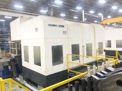 2010 Hartford PBM-135A CNC Horizontal Boring Mill