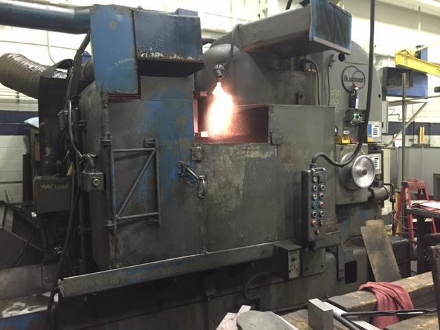 Blanchard # 32D-60, 60″ Vertical Spindle Rotary Surface Grinder
