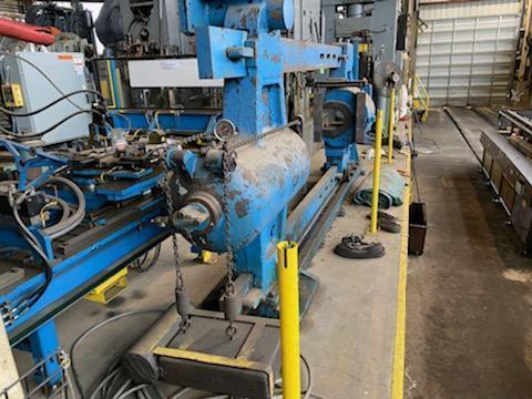 400 Ton Niles Wheel Press