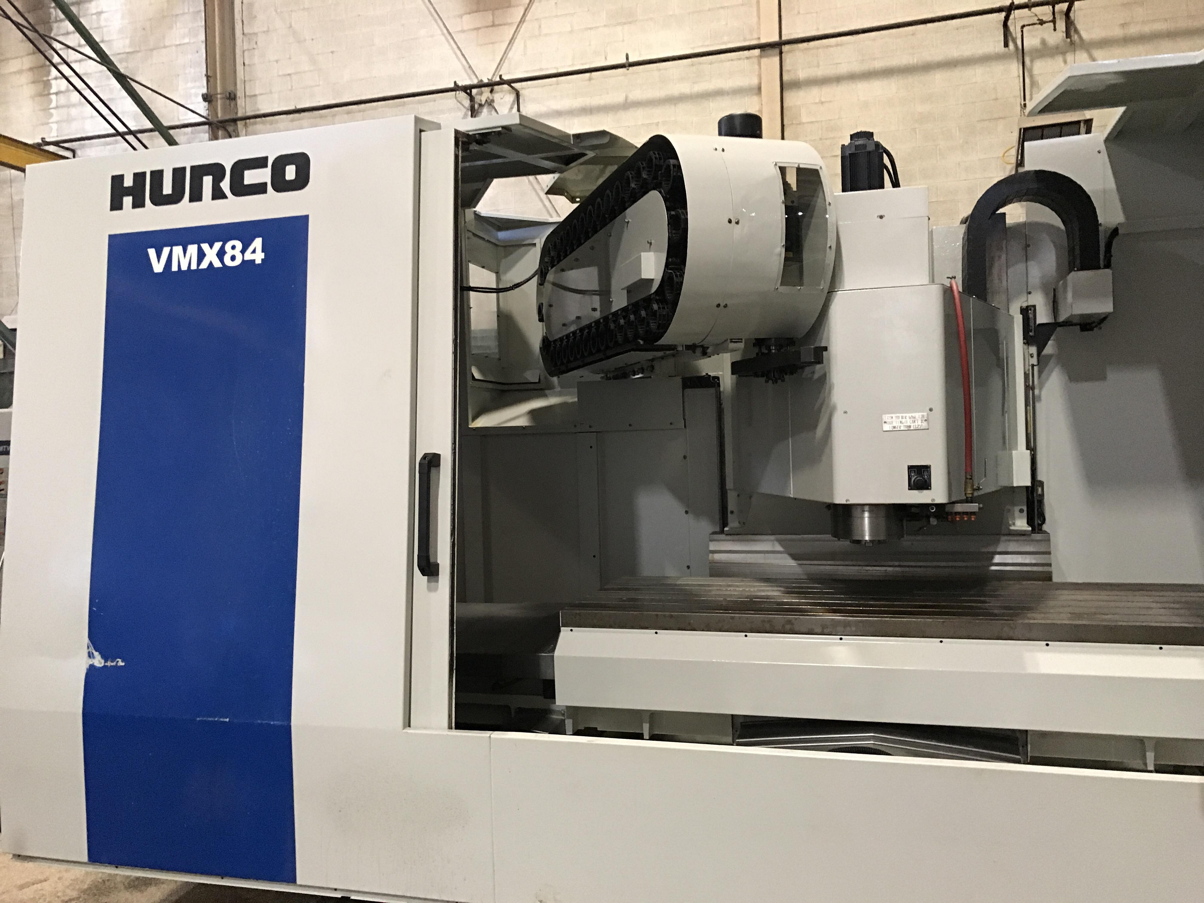 2012 HURCO VMX-84 | Tramar Industries