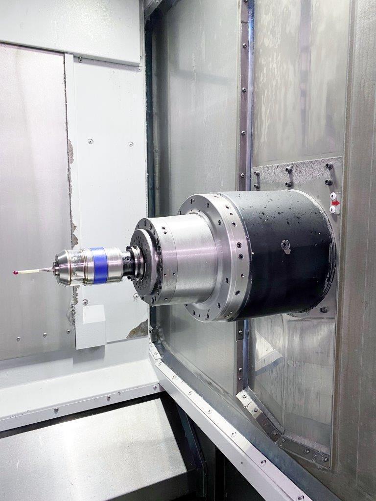 DMG Mori NHX5000 CNC Horizontal Machining Center