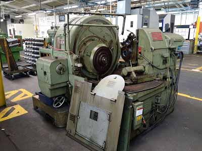 Model 26 Gleason Hypoid Gear Generator