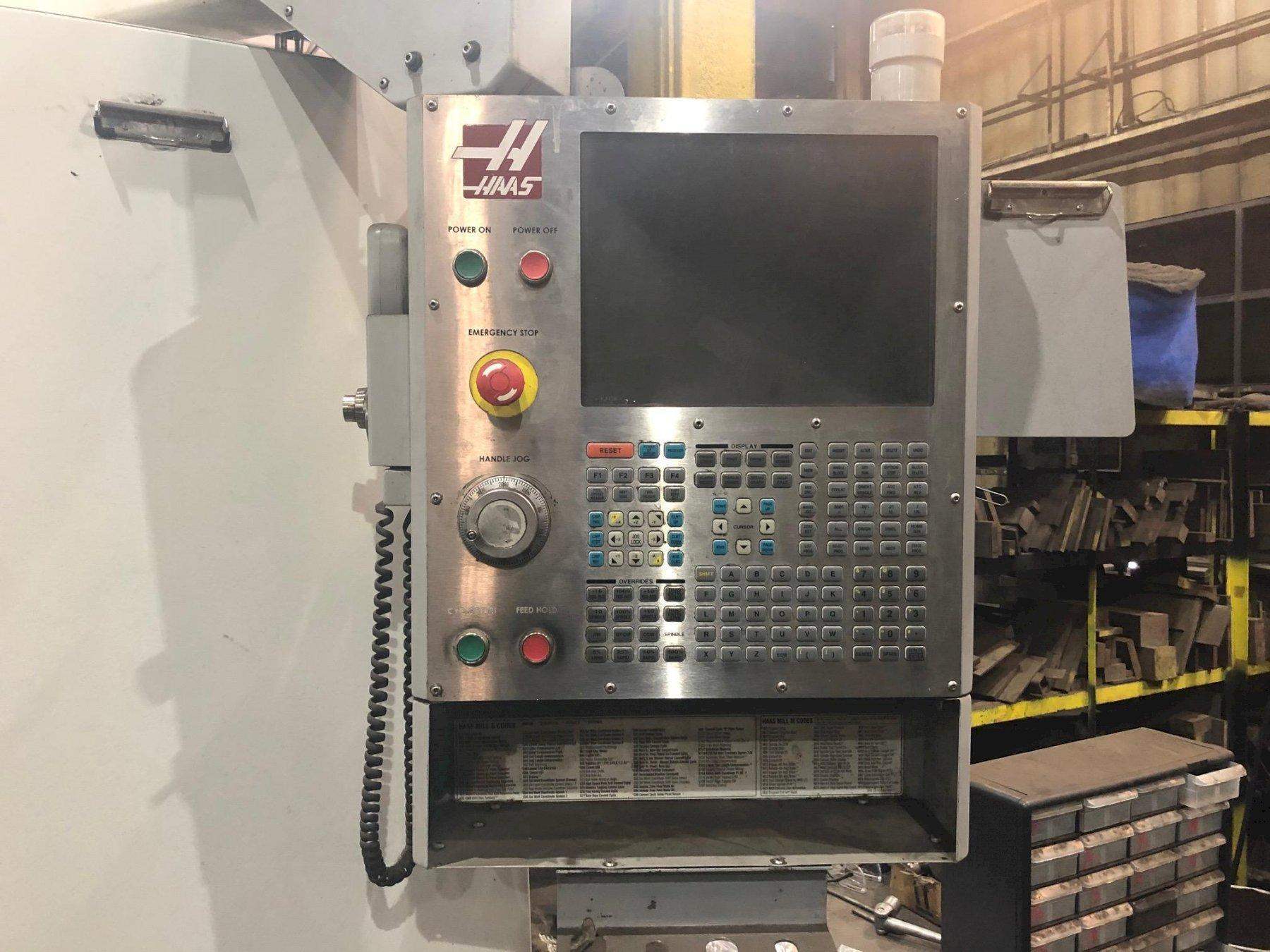 Used Haas VF-9/50 CNC Vertical Machining Center