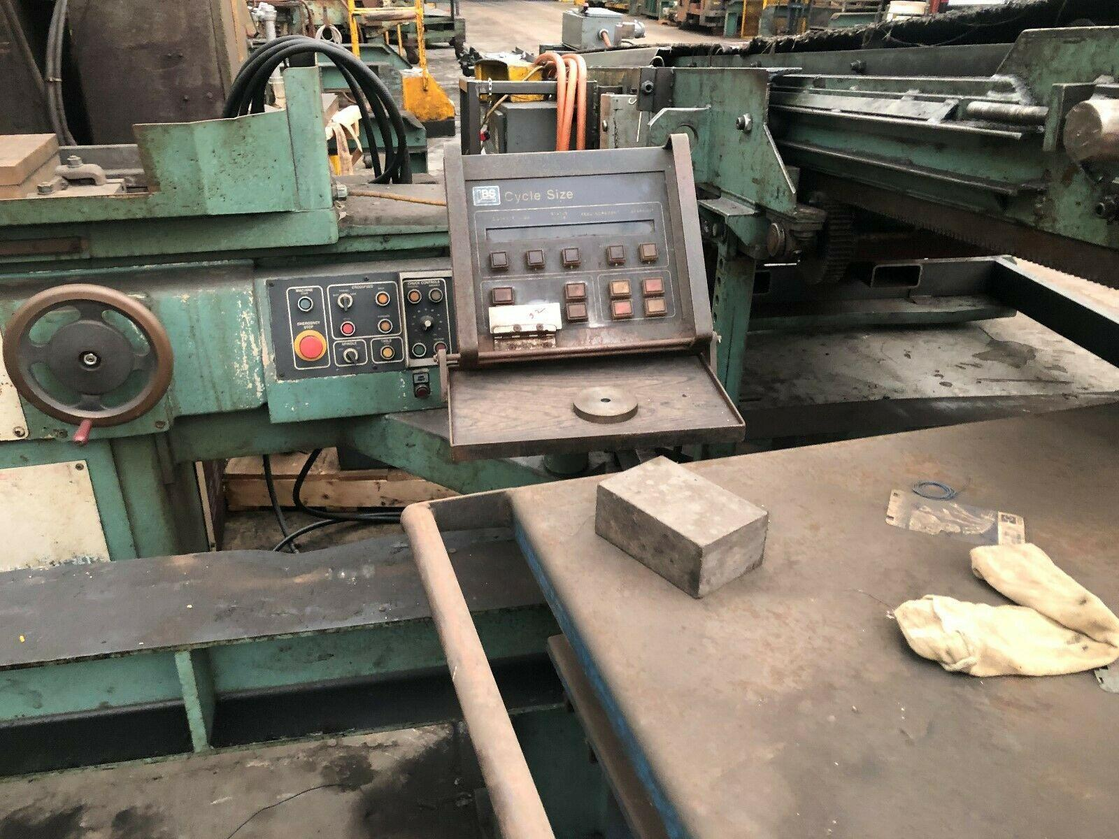 Brown & Sharpe 1236 Micromaster Automatic Surface Grinder