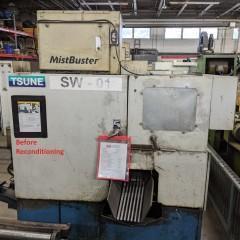 Tsune CNC Carbide High speed saw