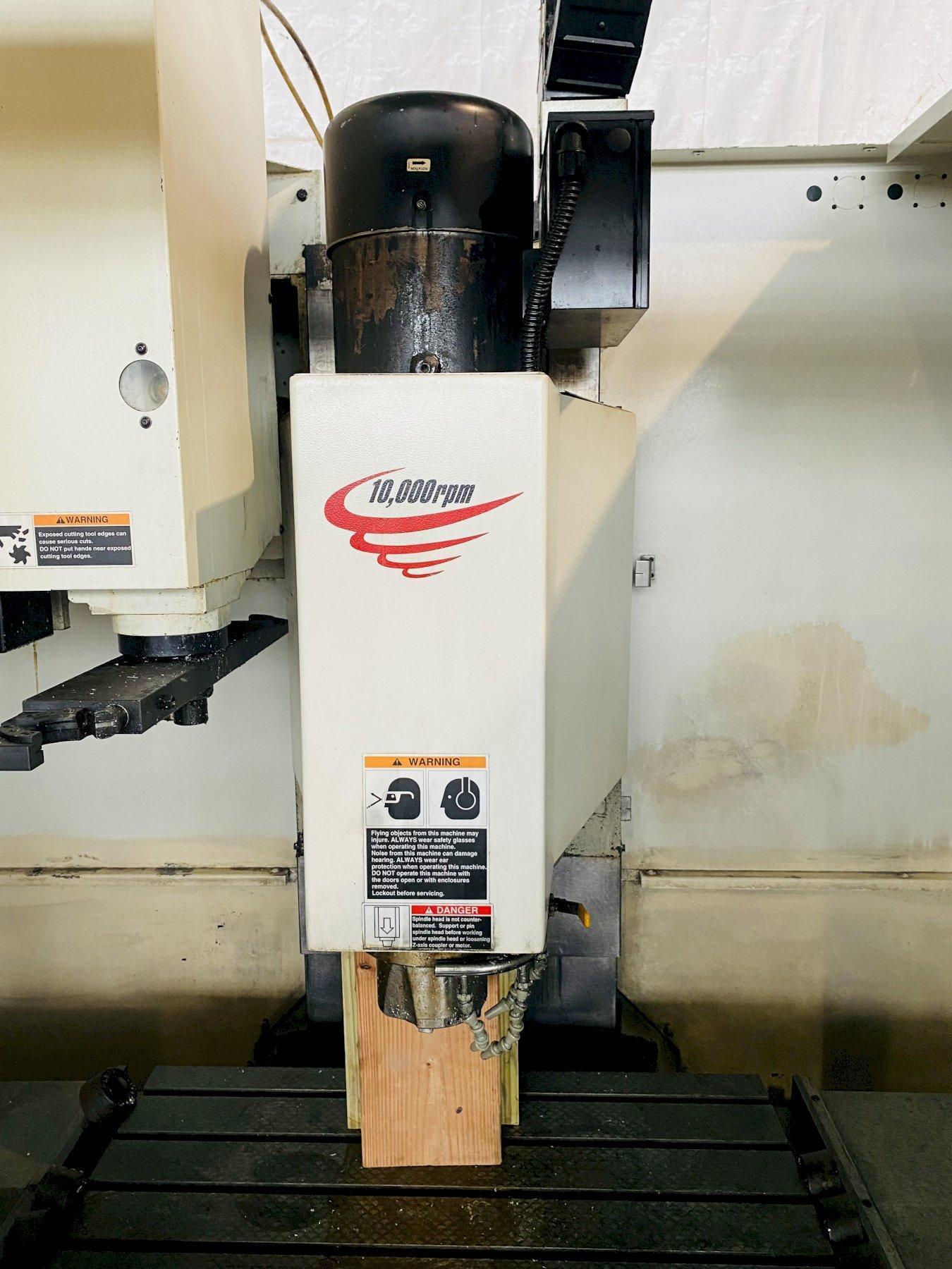 FADAL 3020 HT VERTICAL MACHINING CENTER. STOCK # 0633721