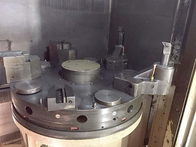 Cincinnati Milacron 2220 Heavy Duty CNC Turning Center With Live Tooling