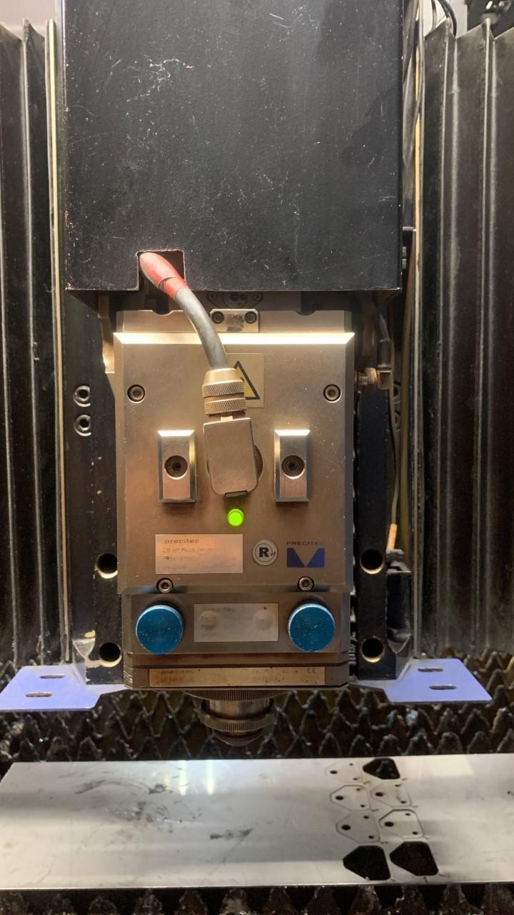 2014 HK, PS4020, 6' x 13' Travels, 3000 Watt Fiber Laser