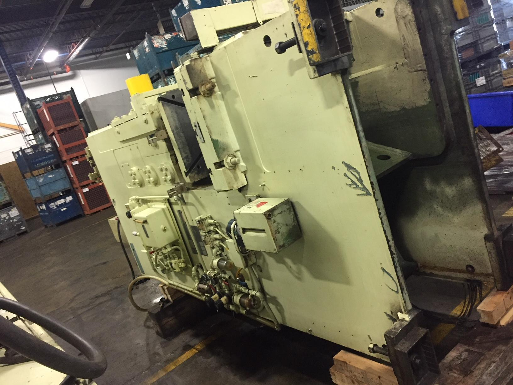 100 Ton Niagara E-90-S Gap Frame Press