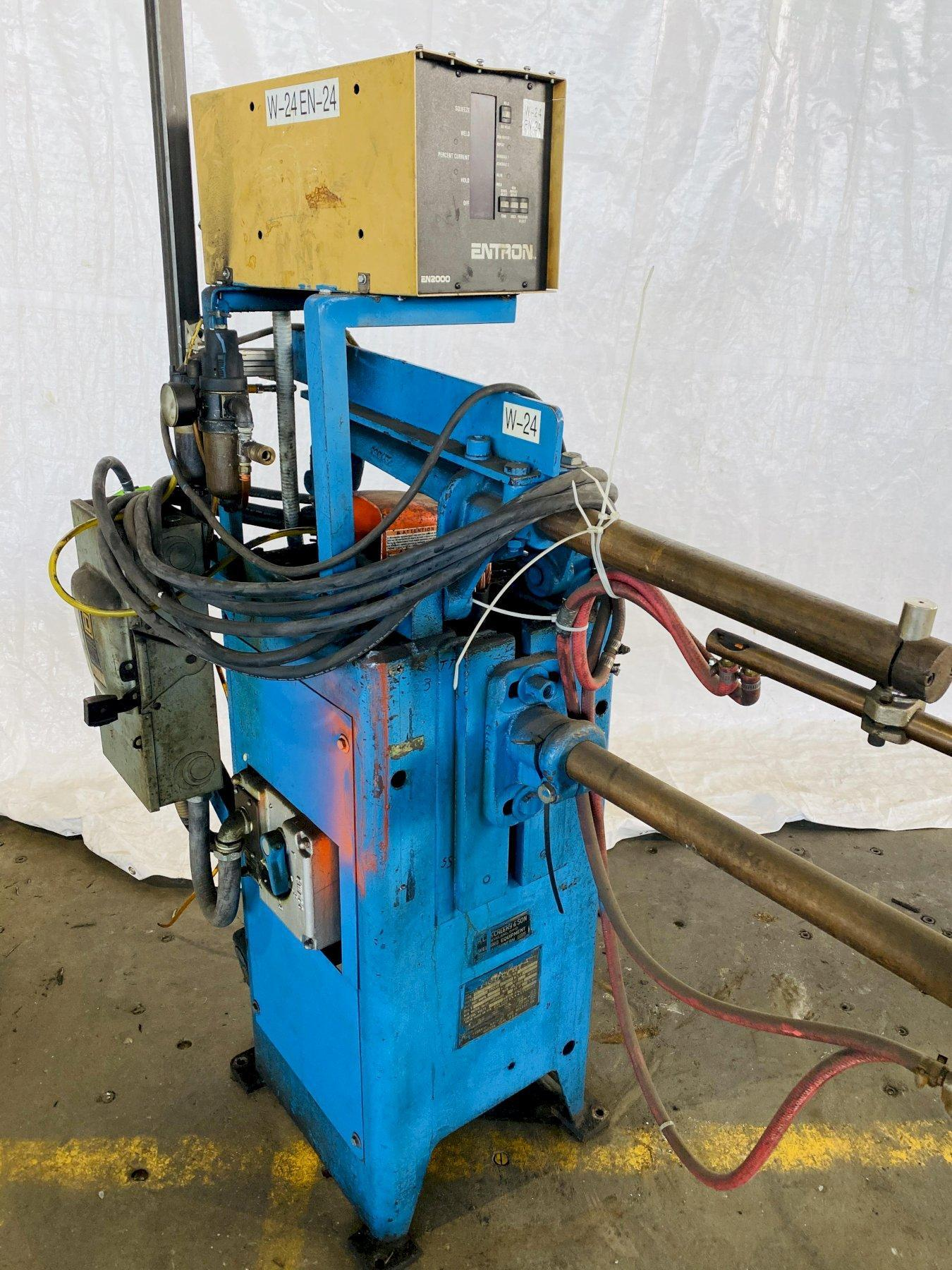 20 KVA FEDERAL WELDER TYPE RF-1-30. STOCK # 0626020