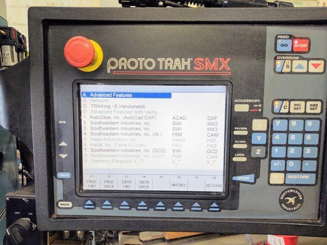 Southwestern Industries Trak DPM SX3 (2007)