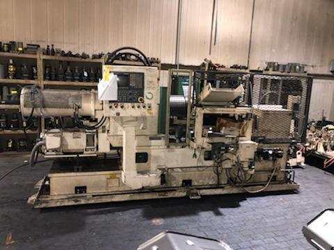 HESS 2 AXIS SPINFORM MACHINE