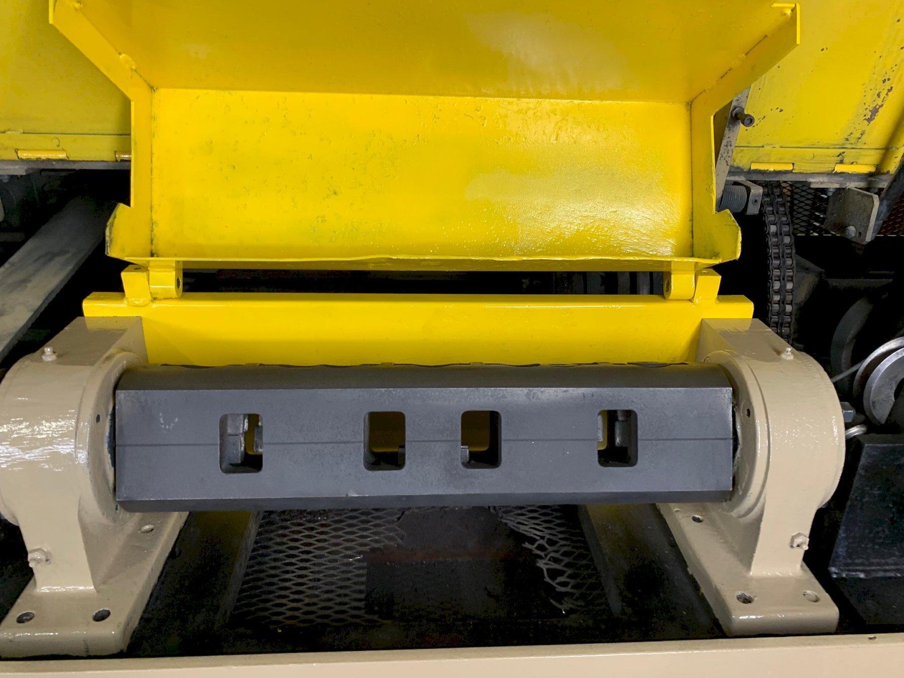 """1/2"""" Lewis Model 4SV8 Wire Straighten & Cut Machine"""