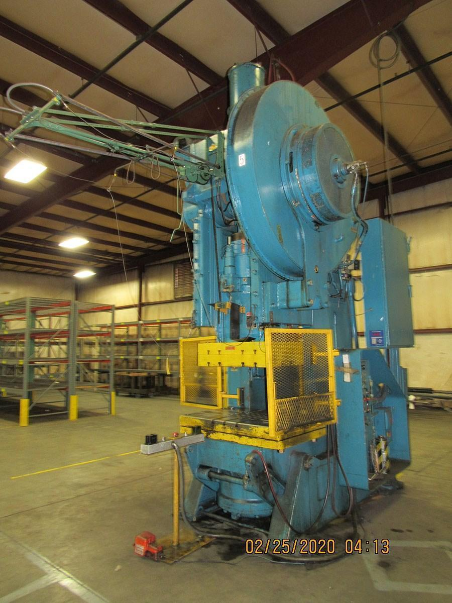 150 TON CLEARING #150-P701 OBI PRESS