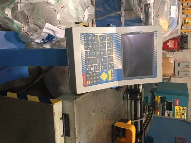 Used 33 Ton, Euromac CNC Punching Machine, Model CX 1000/30-1250
