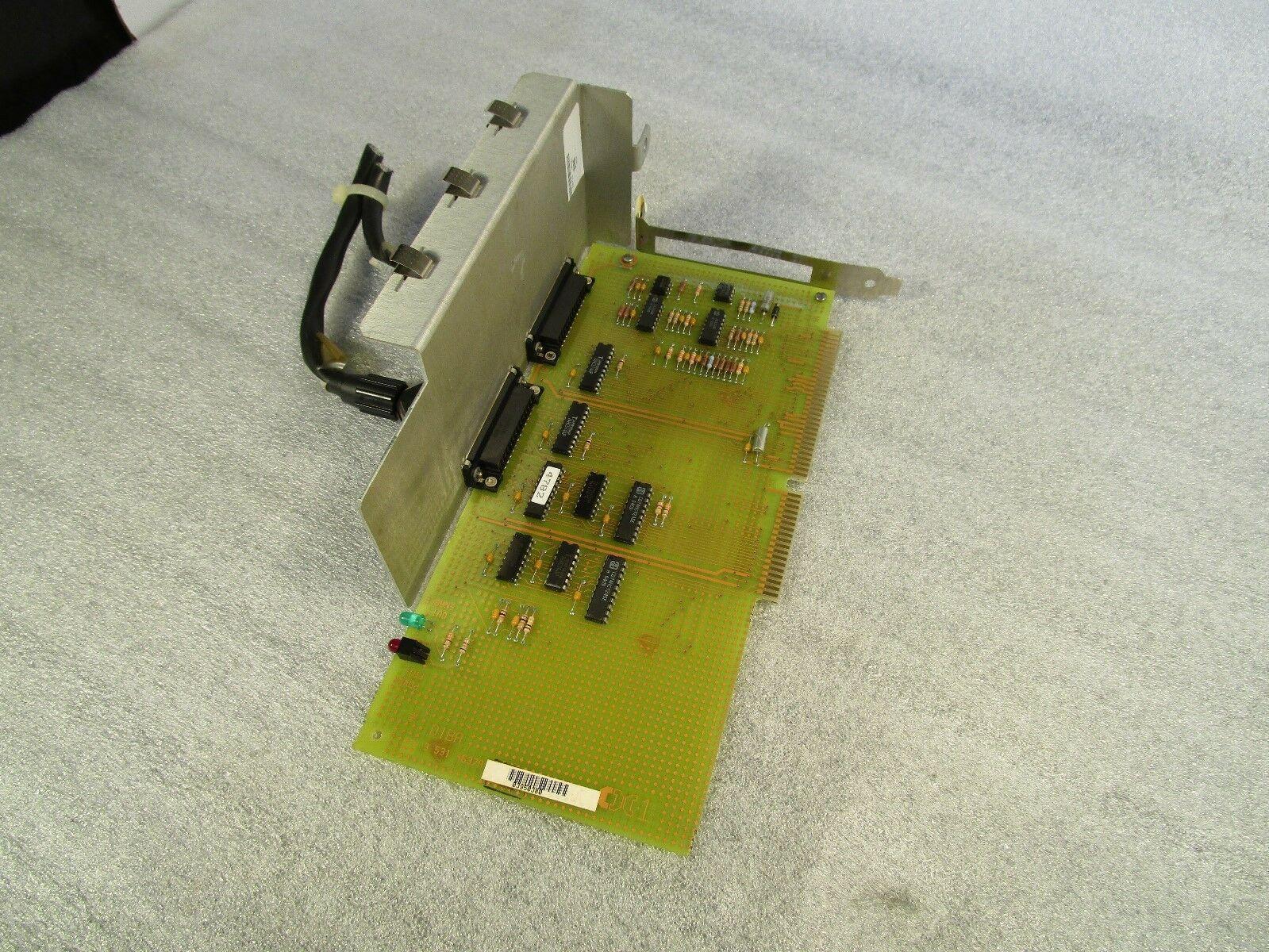 Siemens Cincinnati Acramatic 850SX CNC Control Board 3-531-4637A