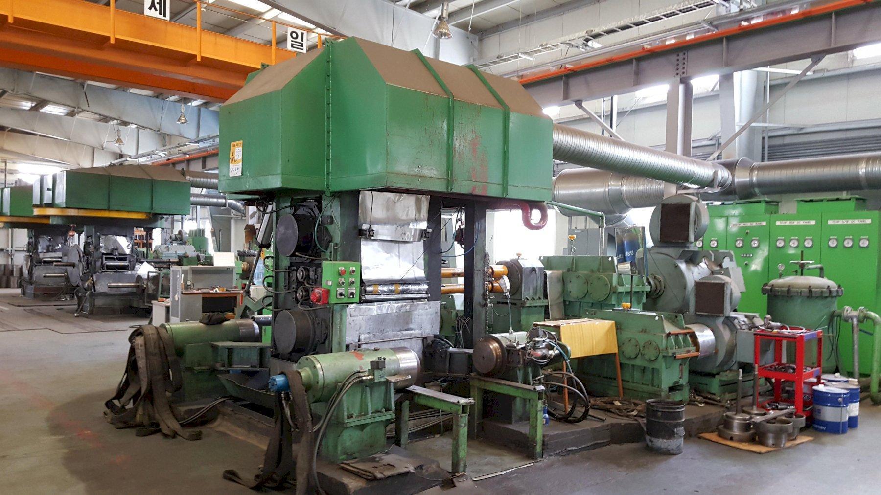 Aluminum Foil Rolling Mill