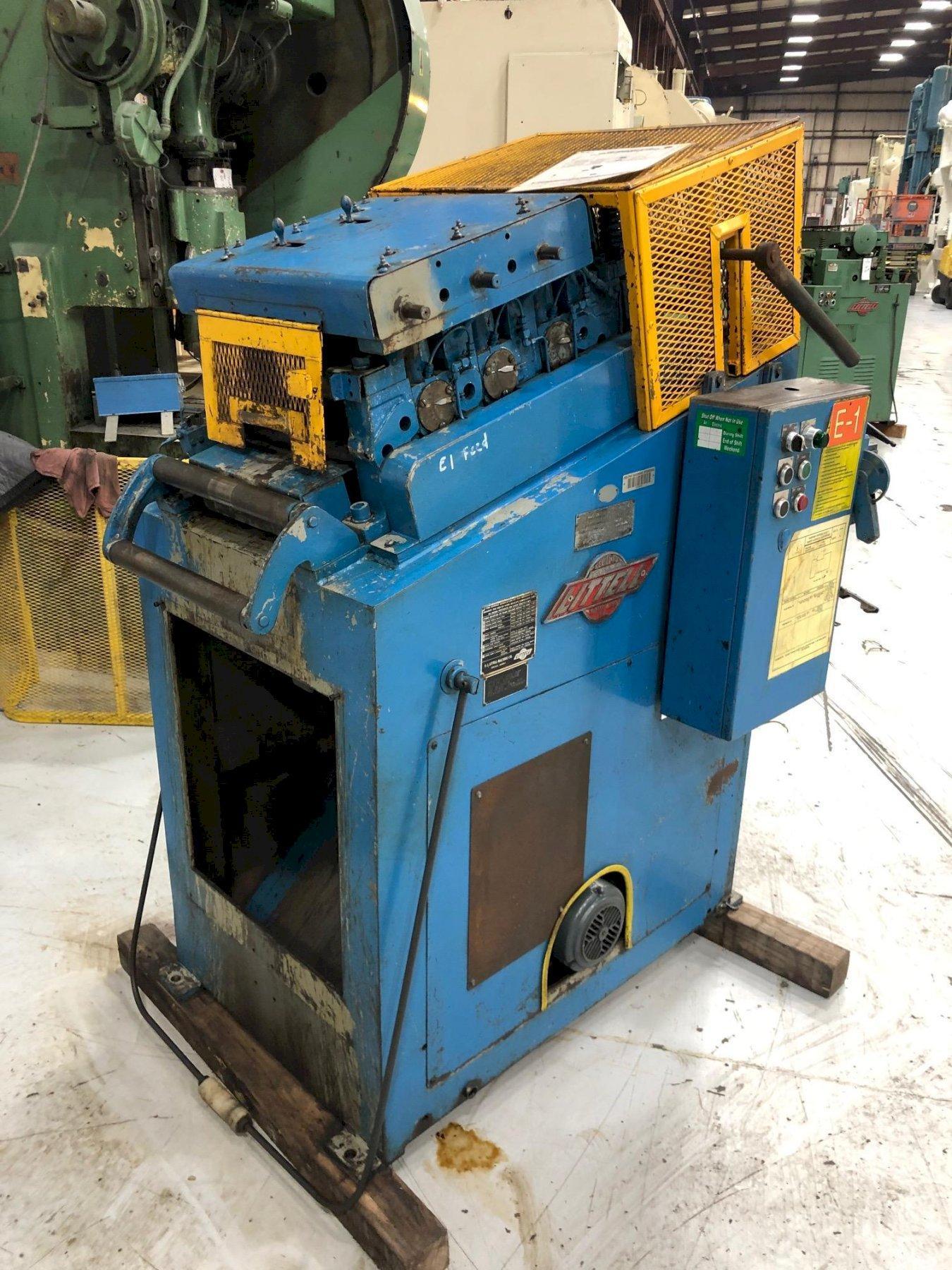 """12"""" Littell Powered Straightener Model# 412-7PDL"""