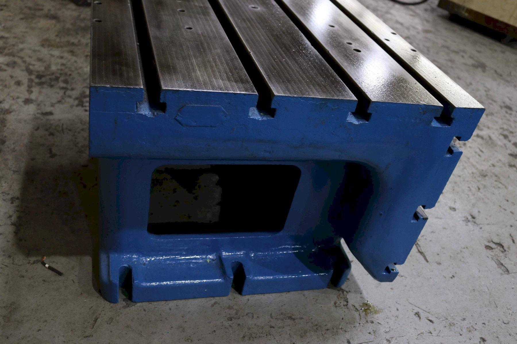 CARLTON BOX DRILL TABLE: STOCK #73087