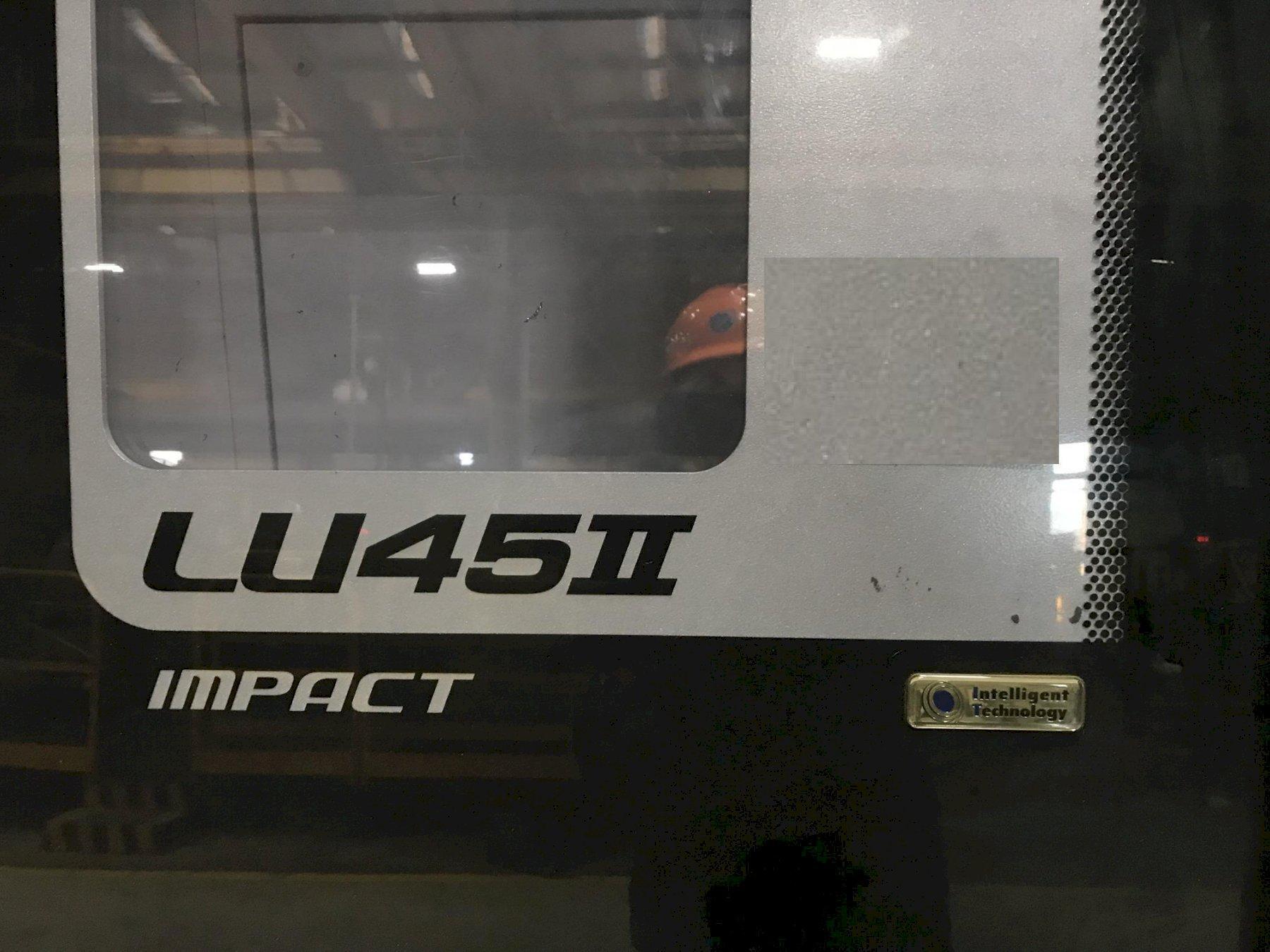 2014 OKUMA LU45 II M/2SC3000