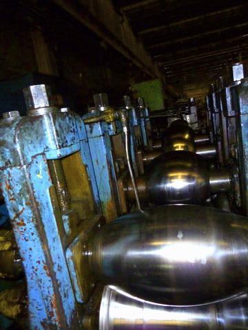 "7"" Abbey Etna 6KU Structural Tube Mill"
