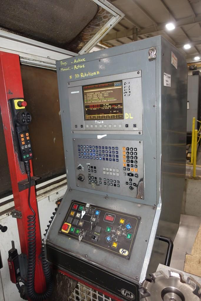 FPT Synthesis CNC Floor Mill