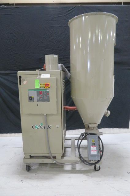Conair Used CS101 Material Dryer, Desiccant, 480V,  Approx 90-150 lb/hr
