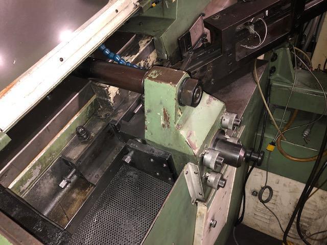 Saspi Model GV-3-20-E1 High Speed Flat Die Thread Roller