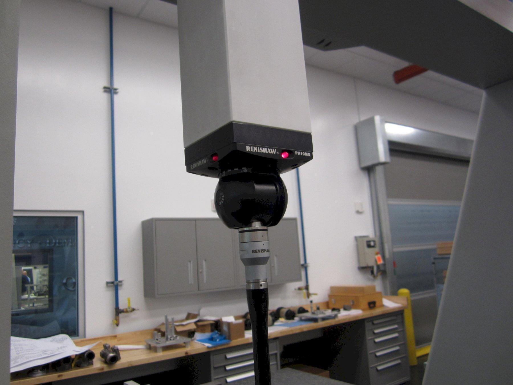 SHEFFIELDSheffield Endeavor 12.30.10 Coordinate Measuring Machine