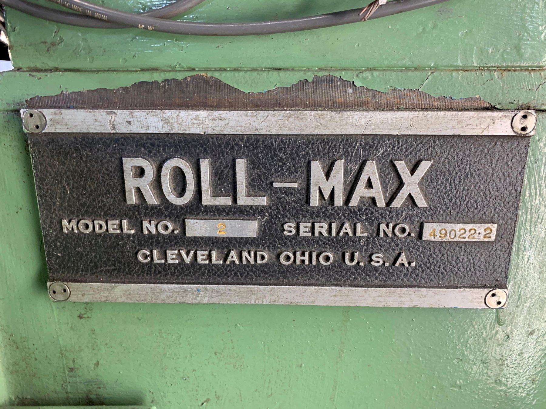 Roll Max Thread Roller