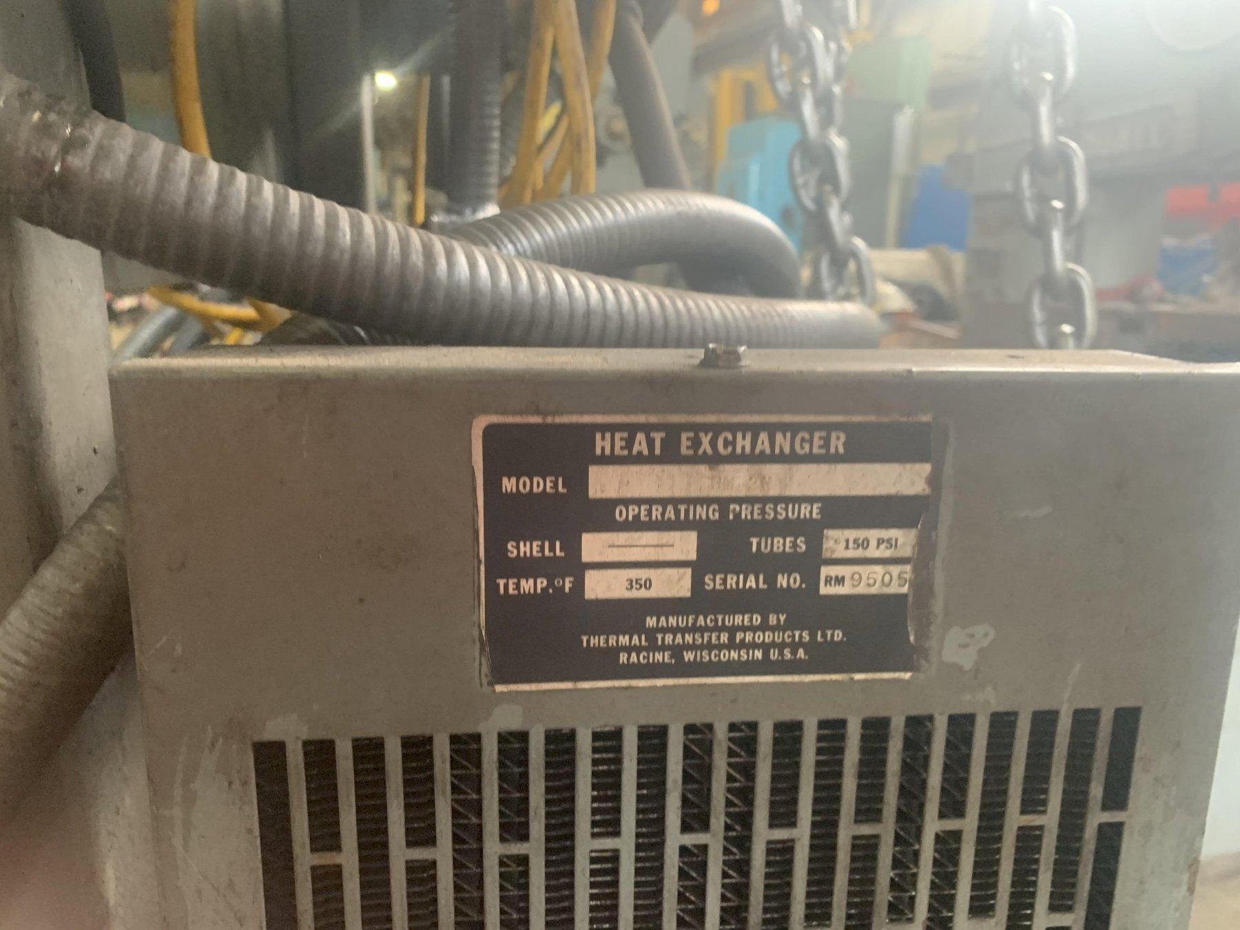 7.5 HP POWER HYDRAULIC PUMP UNIT: STOCK 13415