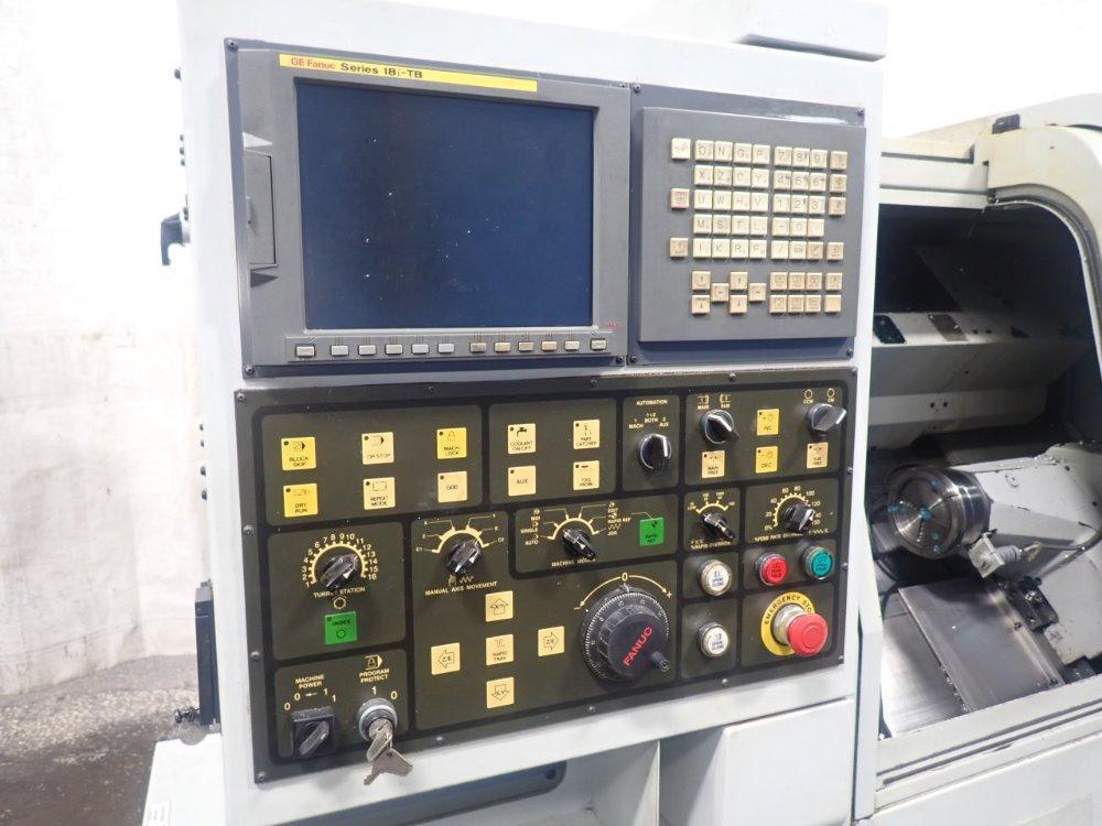 Hardinge Elite 51MS CNC Lathe