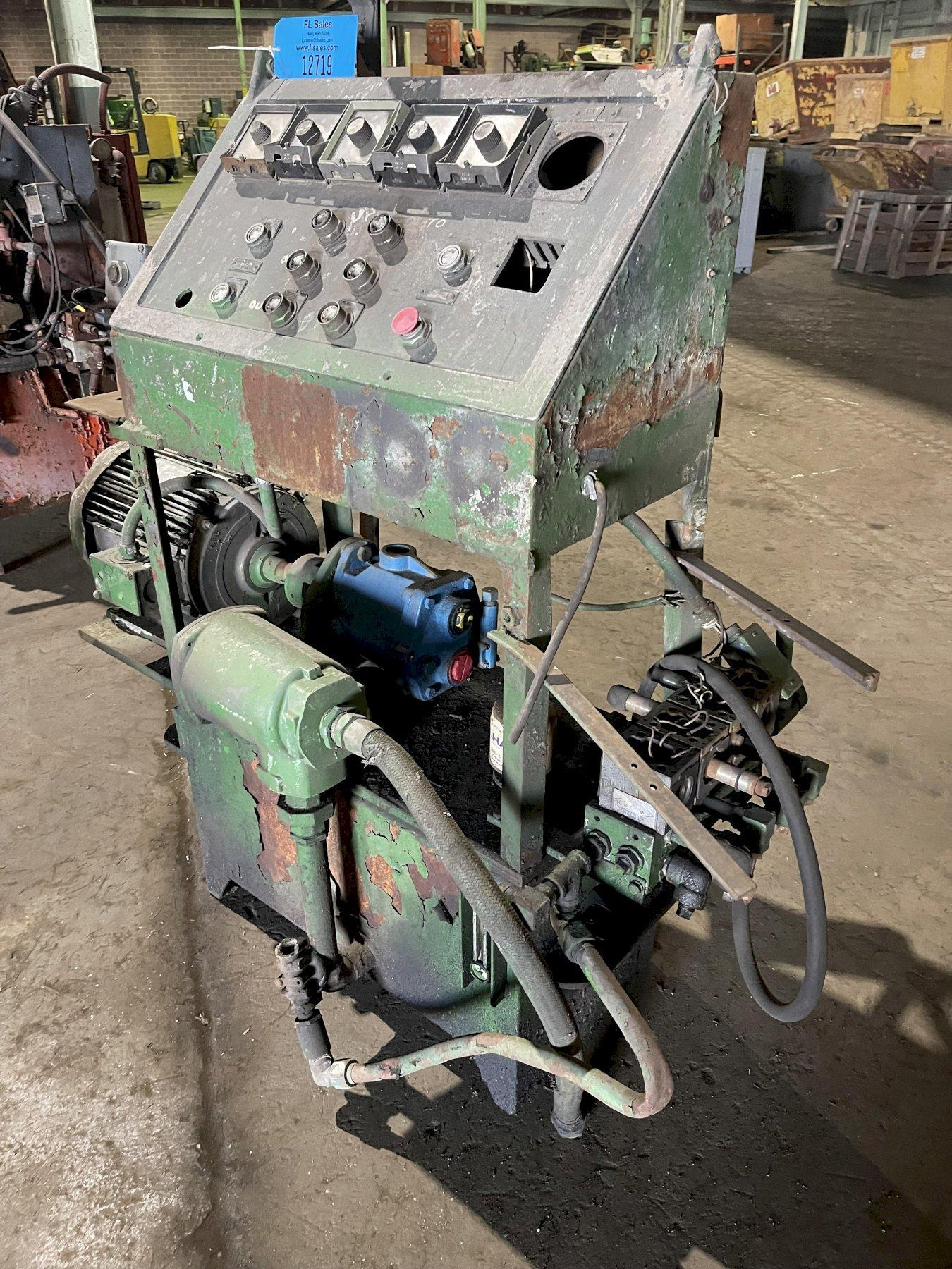 Hydraulic unit 20hp