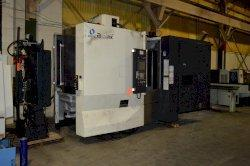Makino A61NX CNC Horizontal Machining Center (2012)