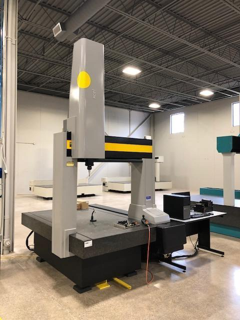 BROWN & SHARPEBrown & Sharpe Xcel 9.15.9 Coordinate Measuring Machine