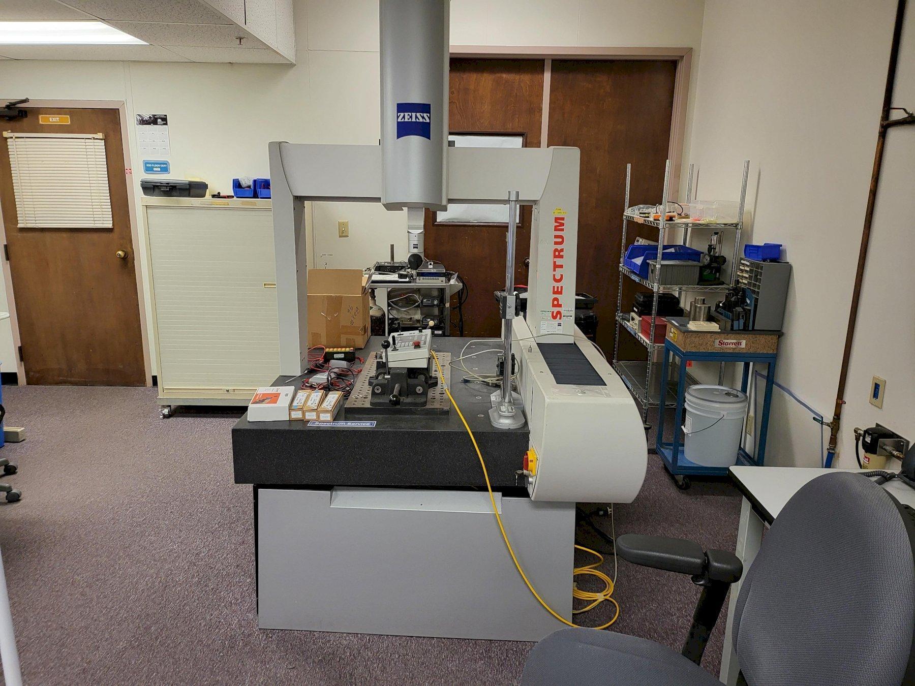 Zeiss Spectrum 7/10/6 w/RDS DCC Coordinate Measuring Machine (CMM) (#33264)