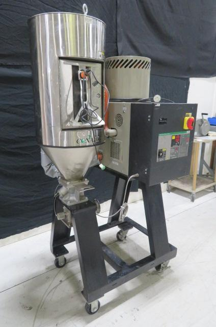 Conair Used SC15 Material Dryer, Approx 15 -20 lb/hr,  CH14-2 Hopper, Desiccant, 230V