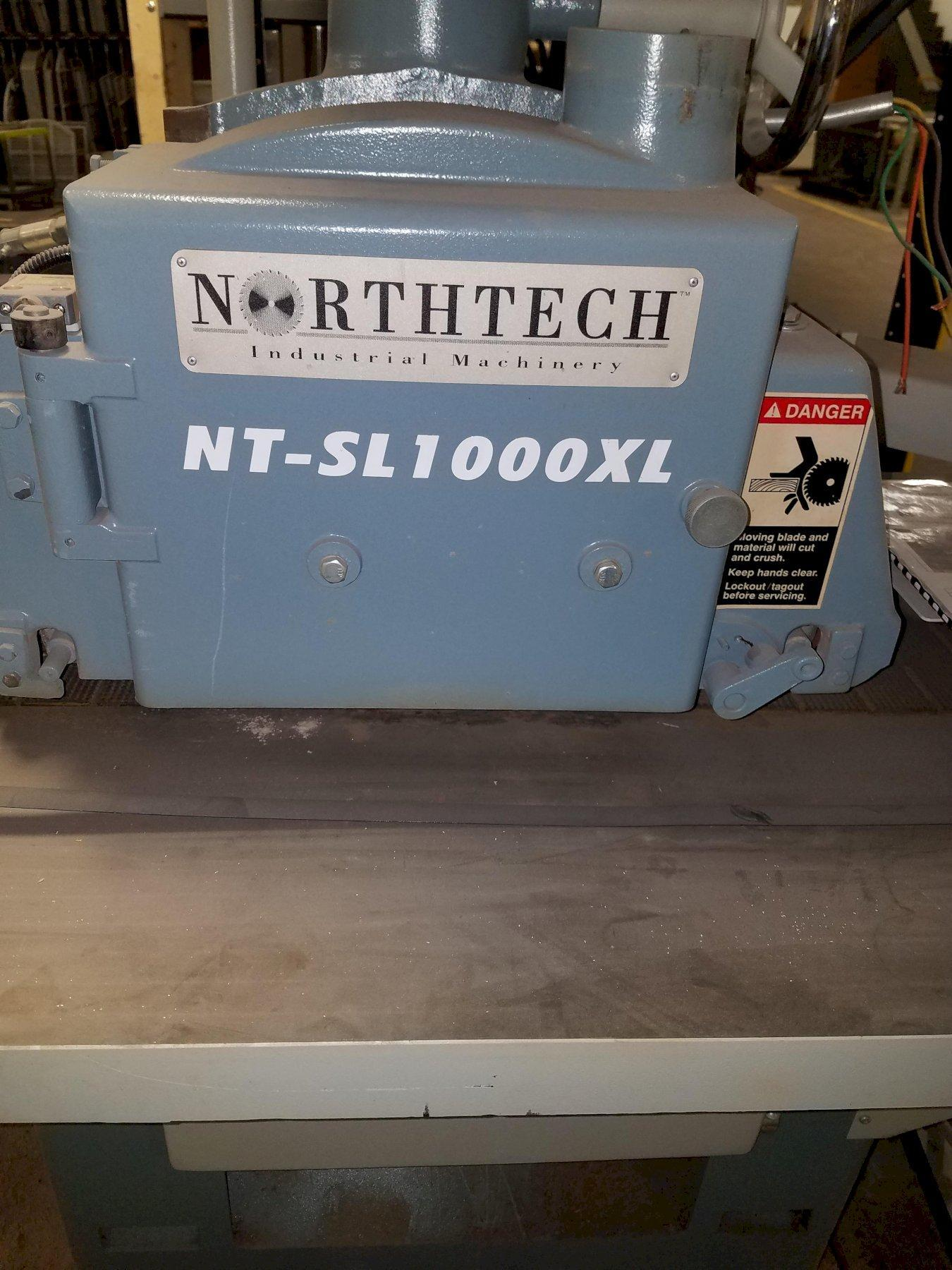 Northtech model NT-SL1000X Straight Line Rip Saw