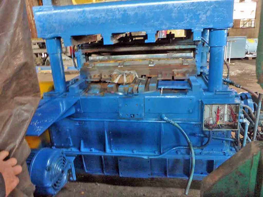 75 Ton Mckay Cutoff Press