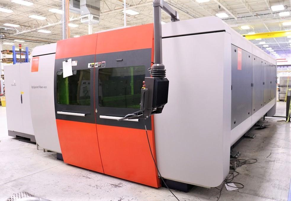 2015 Bystronic, Bysprint 4020, 6kW, 6' x 12', Laser System